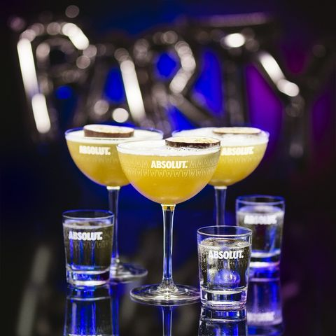 Pornstar martinis are the nation's favourite cocktail