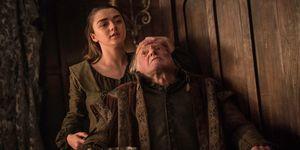 Arya kills Walder Frey in 'Game of Thrones'