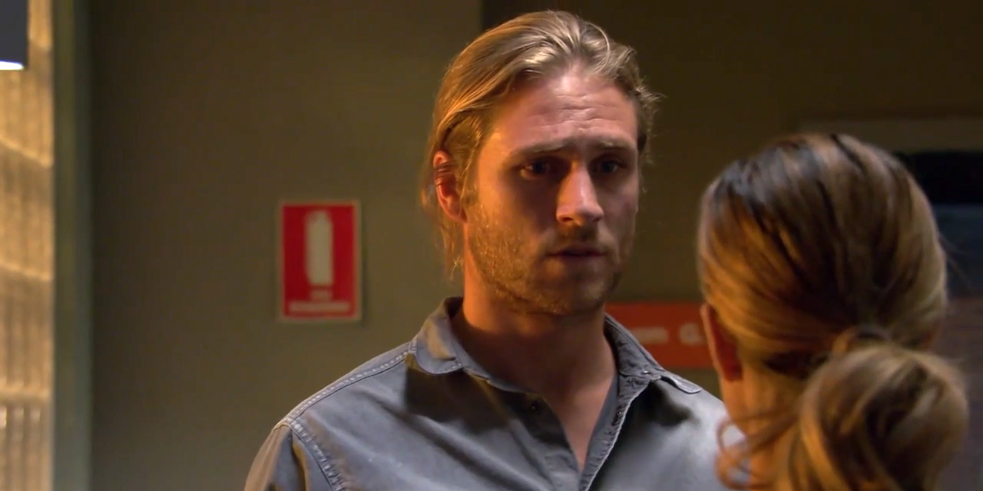 Tori Morgan breaks the news to Ash in Home and Away