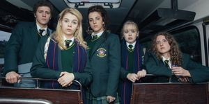 Derry Girls promo image for Channel 4 2018