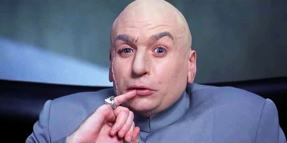 Mike Myers as Doctor Evil Austin Powers