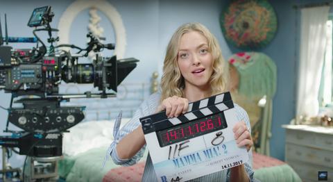 c4fe99ebdc072f Amanda Seyfried in in Mamma Mia! Here We Go Again teaser