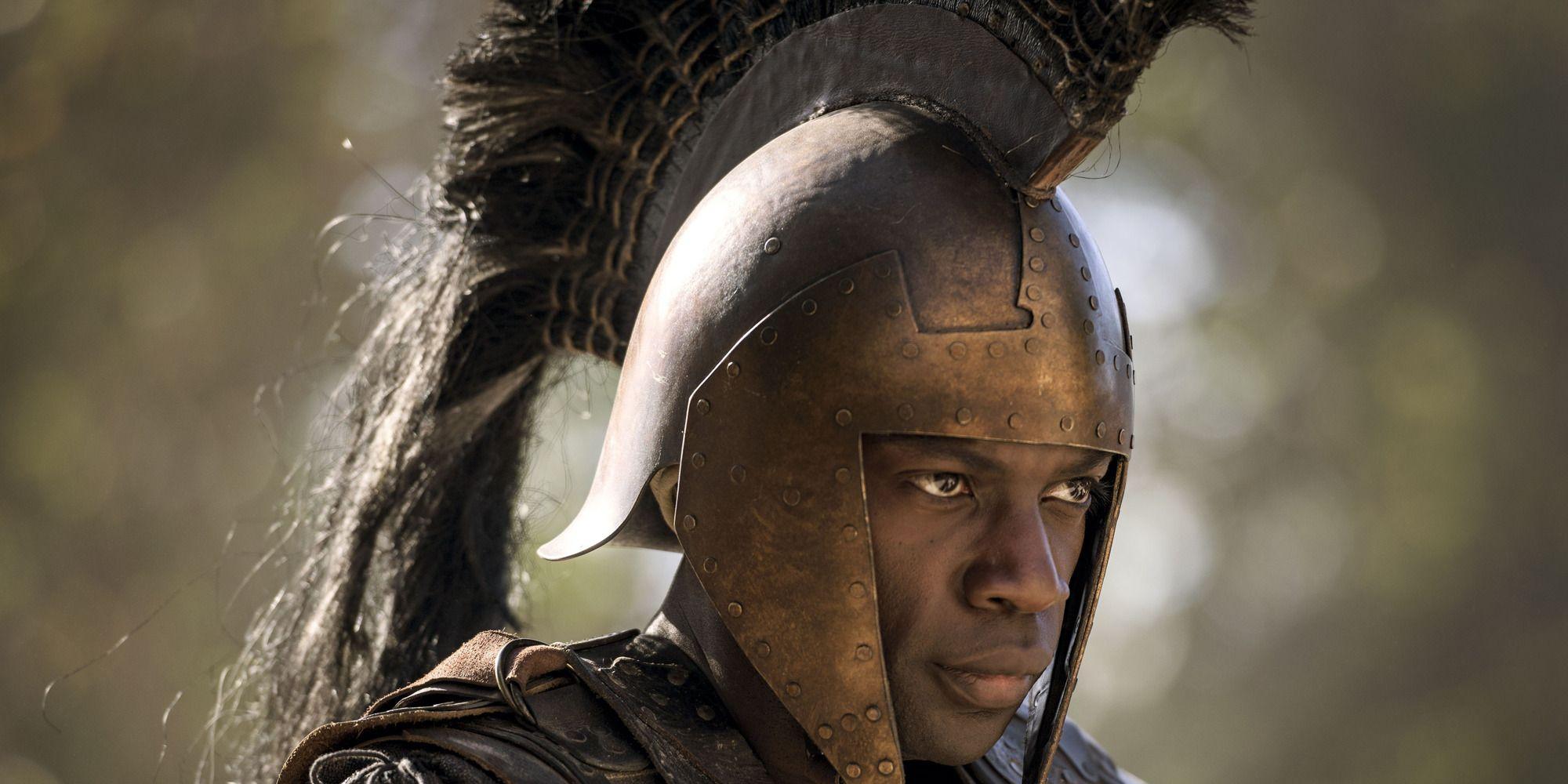 Achilles (DAVID GYASI)