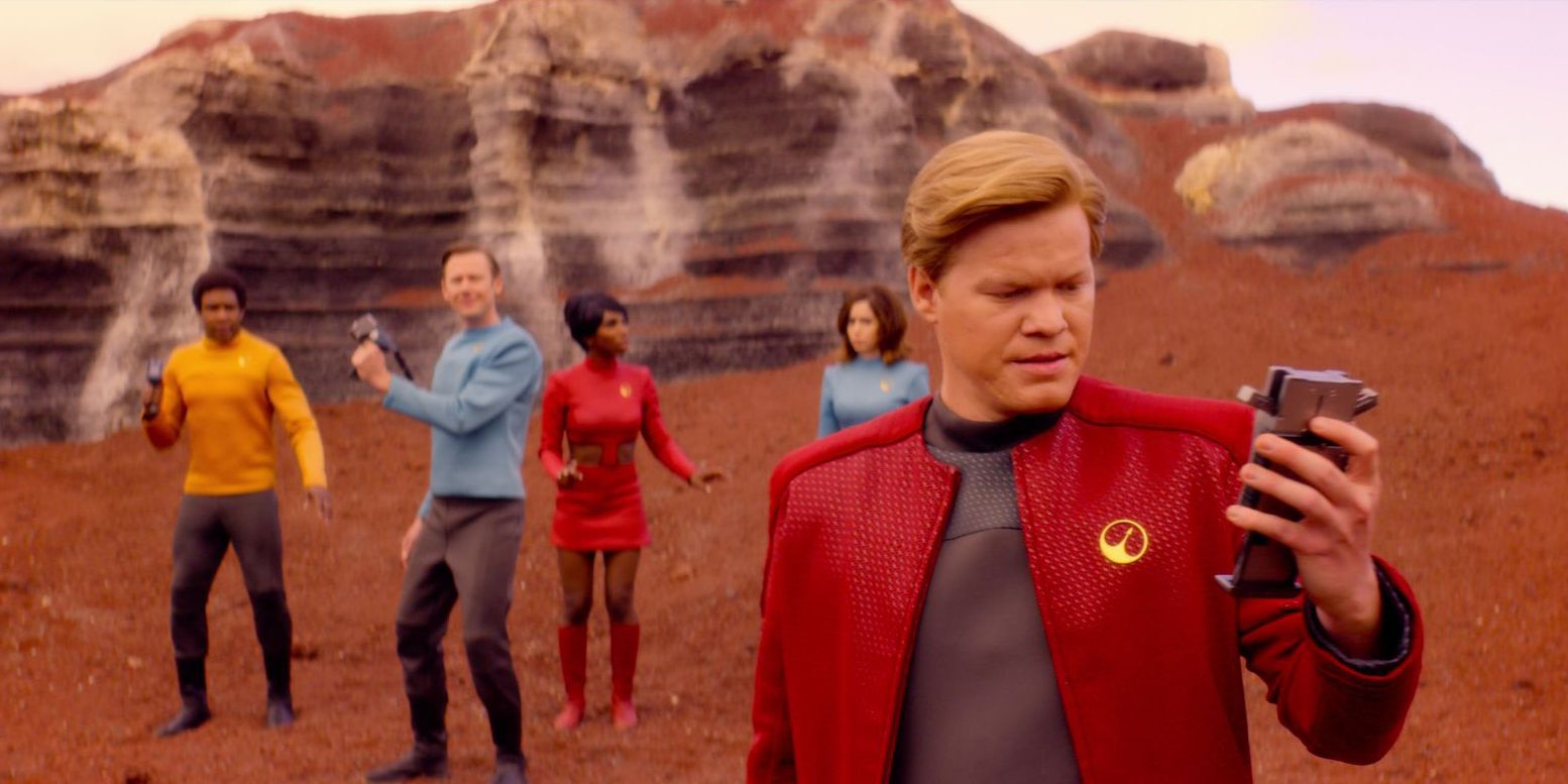 'Black Mirror' season 4, 'USS Callister'