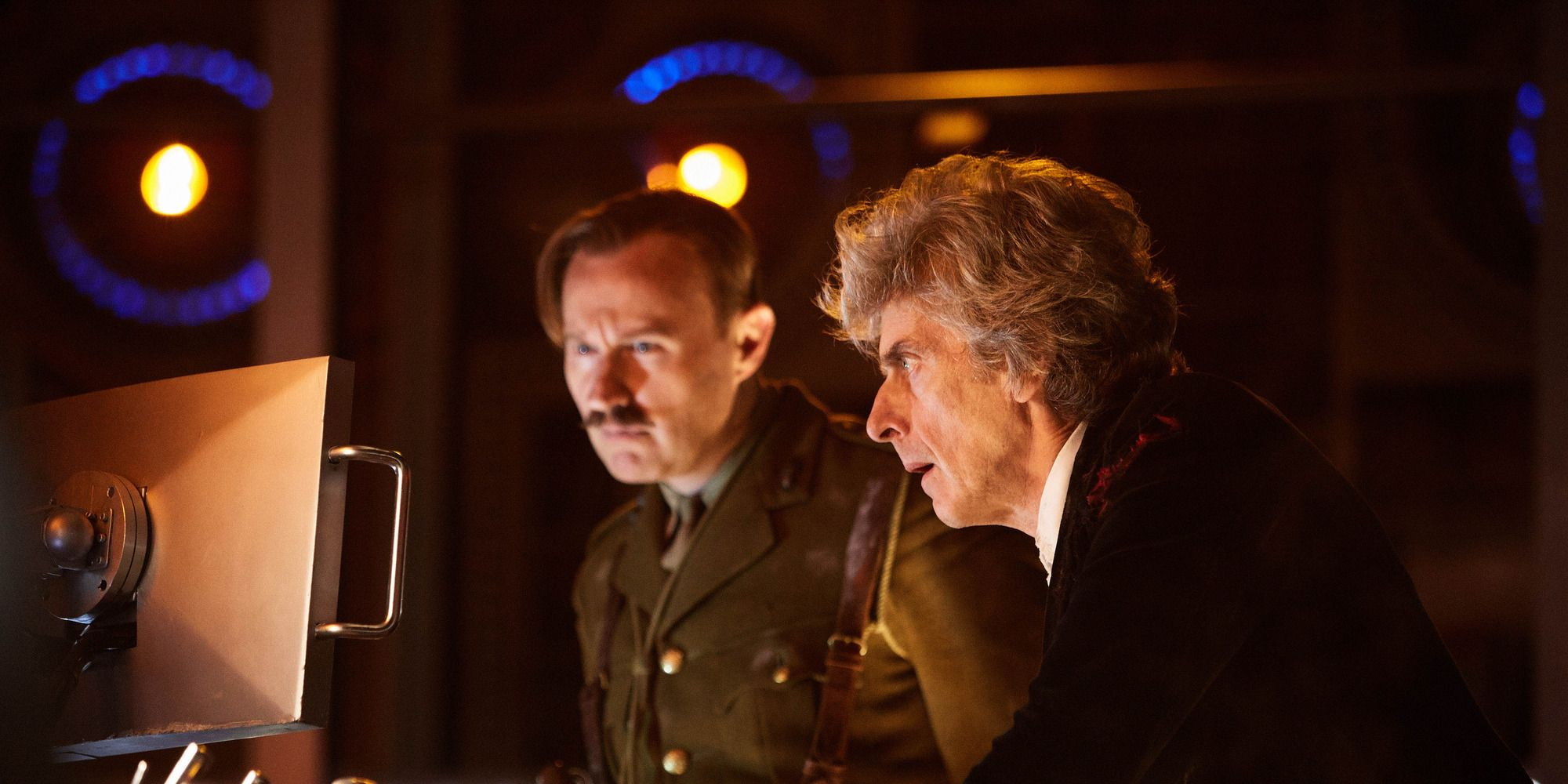 'Doctor Who' Christmas special, 'Twice Upon a Time'