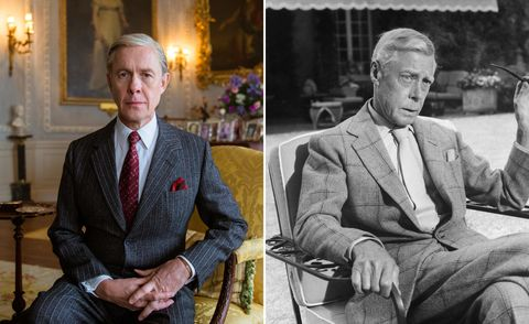 <p>Otherwise known as King Edward VIII, the one who gave up the throne in order to marry Wallis Simpson.</p>
