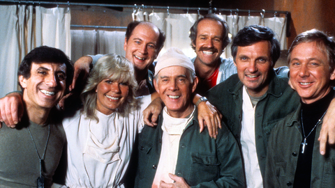 M.A.S.H. star William Christopher dies aged 84