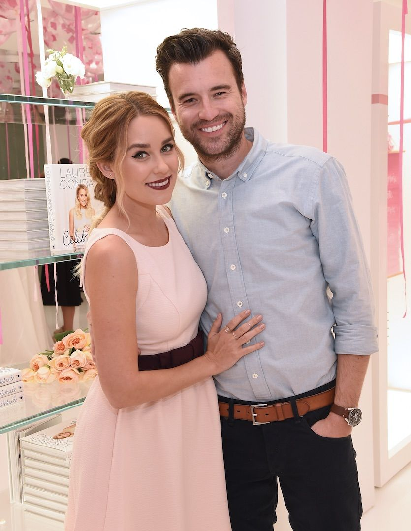 Woop Woop Lauren Conrad And Husband William Tell Are Expecting Their First Child