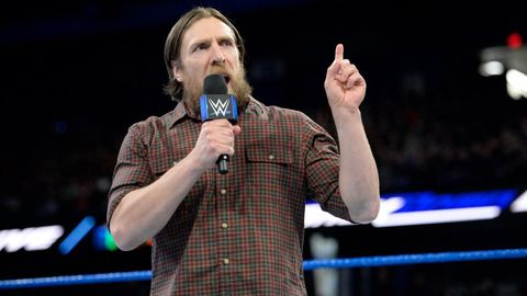 daniel bryan on wwe smackdown live on boxing day 2017