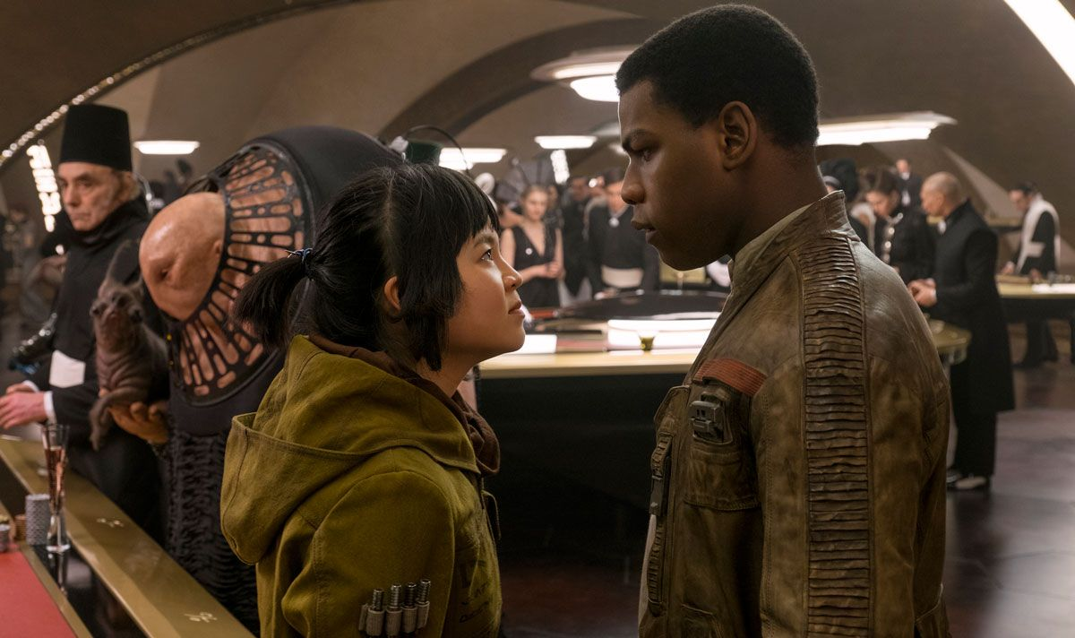 Star Wars actress addresses what Rose's iconic Last Jedi line really means ahead of Rise of Skywalker