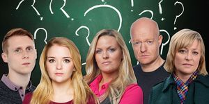 Max Branning, Abi Branning, Tanya Branning, Jane Beale, Jay Mitchell, Eastenders Christmas after questions