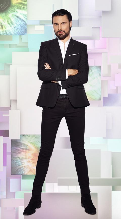 Celebrity Big Brother 2018: Rylan Clark-Neal