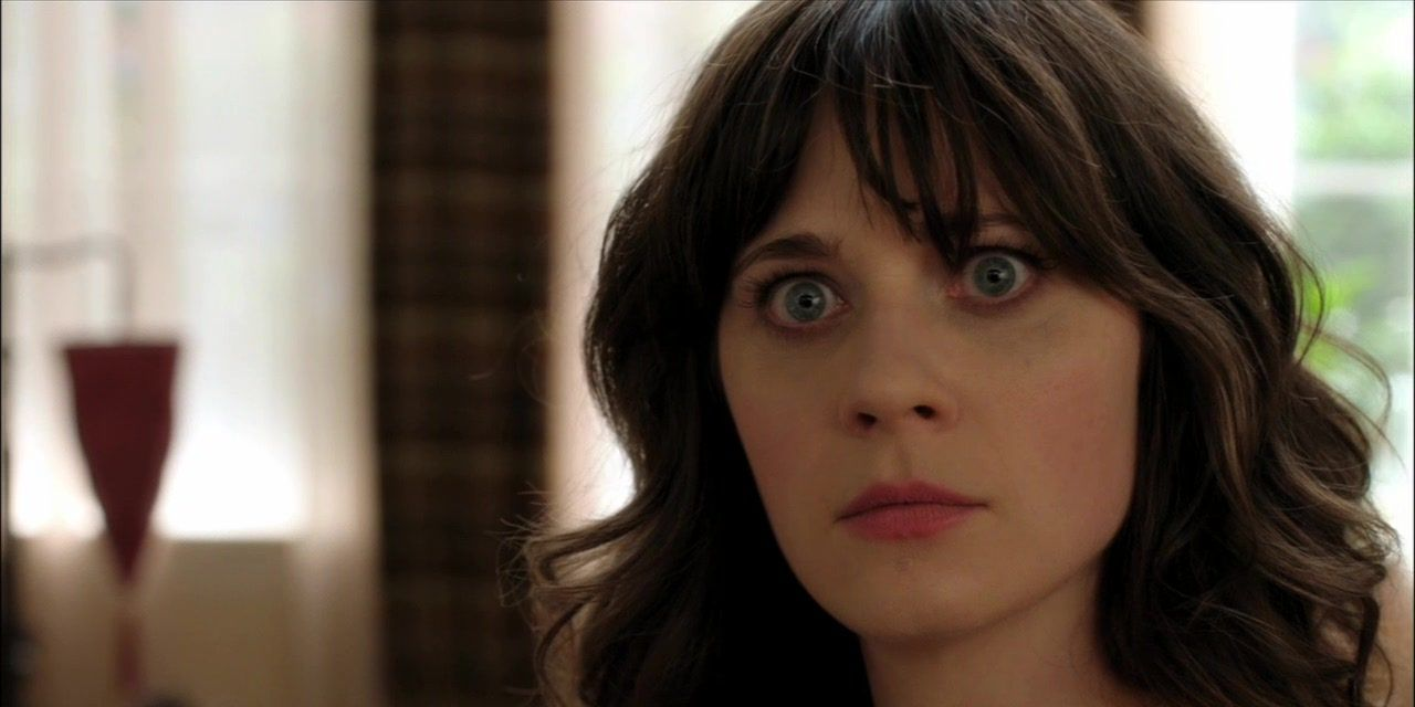 jess, new girl, zooey deschanel