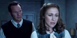 Ed and Lorraine Warren in The Conjuring 2