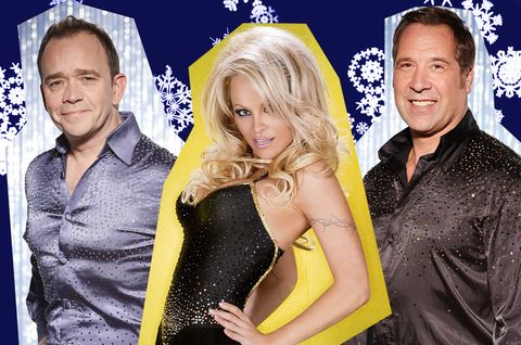Dancing On Ice's 8 worst ever skaters