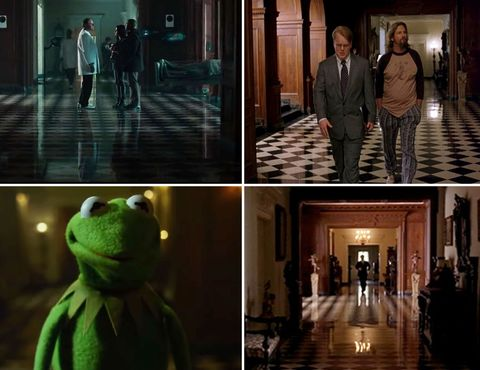 GreyStone Mansion, Sets that show up in multiple movies