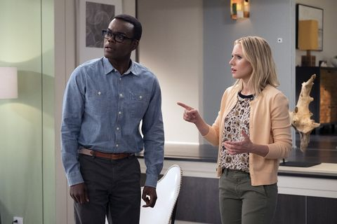 The Good Place season 3 solves a major plot hole