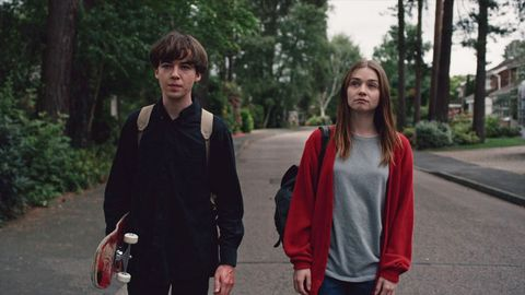 The End of the F***ing World hid a big clue in plain sight