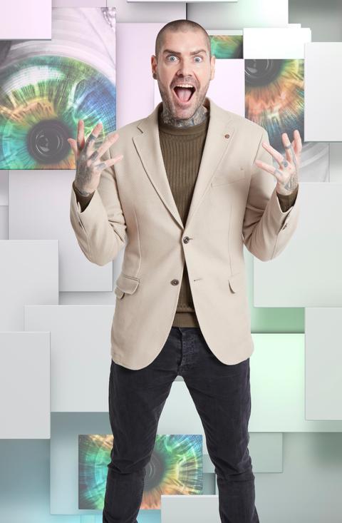 Celebrity Big Brother 2018:  Shane Lynch