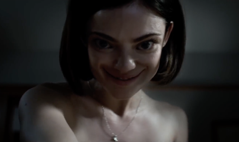Lucy Hale as Olivia in new horror film trailer Truth or Dare