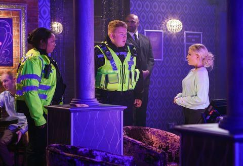 Craig Tinker discovers Bethany Platt's lapdancing secret in Coronation Street