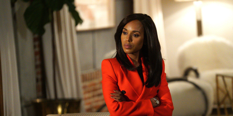 Kerry Washington as Olivia Pope, Scandal, Season 7, episode 7