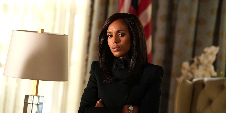 Kerry Washington as Olivia Pope, Scandal, Season 7