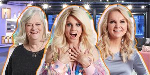 Celebrity Big Brother 2018 – winner by science: Ann Widdecombe, Courtney Act, India Willoughby
