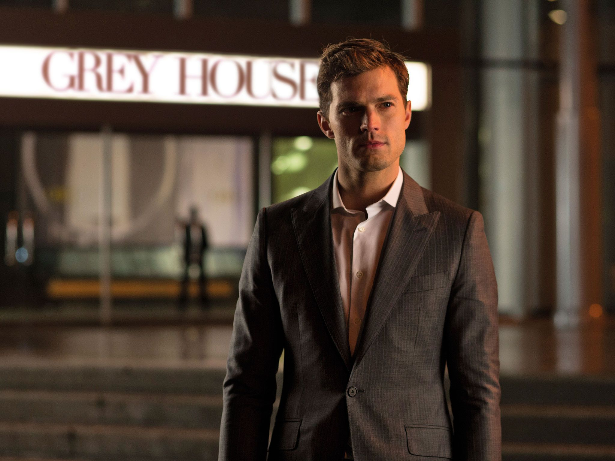 Fifty Shades Star Jamie Dornan Explains Why He Almost Rejected Christian Grey Role