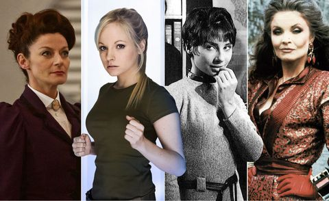 Doctor Who – all the female Time Lords