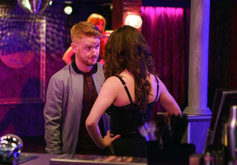 Gary Windass discovers Bethany Platt's secret in Coronation Street