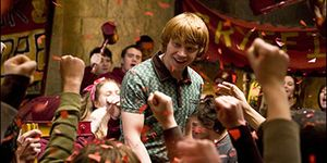 Ron Weasley, Harry Potter, Apartment