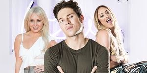 PHOTOSHOP, Celebs Go Dating moments, Jorgie Porter, Joey Essex, Charlotte Crosby