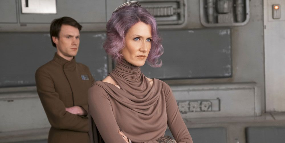 Star Wars brings back Last Jedi's Vice Admiral Holdo to search for Han Solo