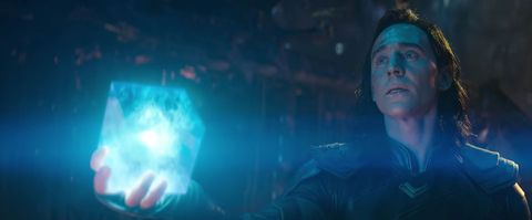 Loki survived Avengers: Infinity War in Marvel's decoy script
