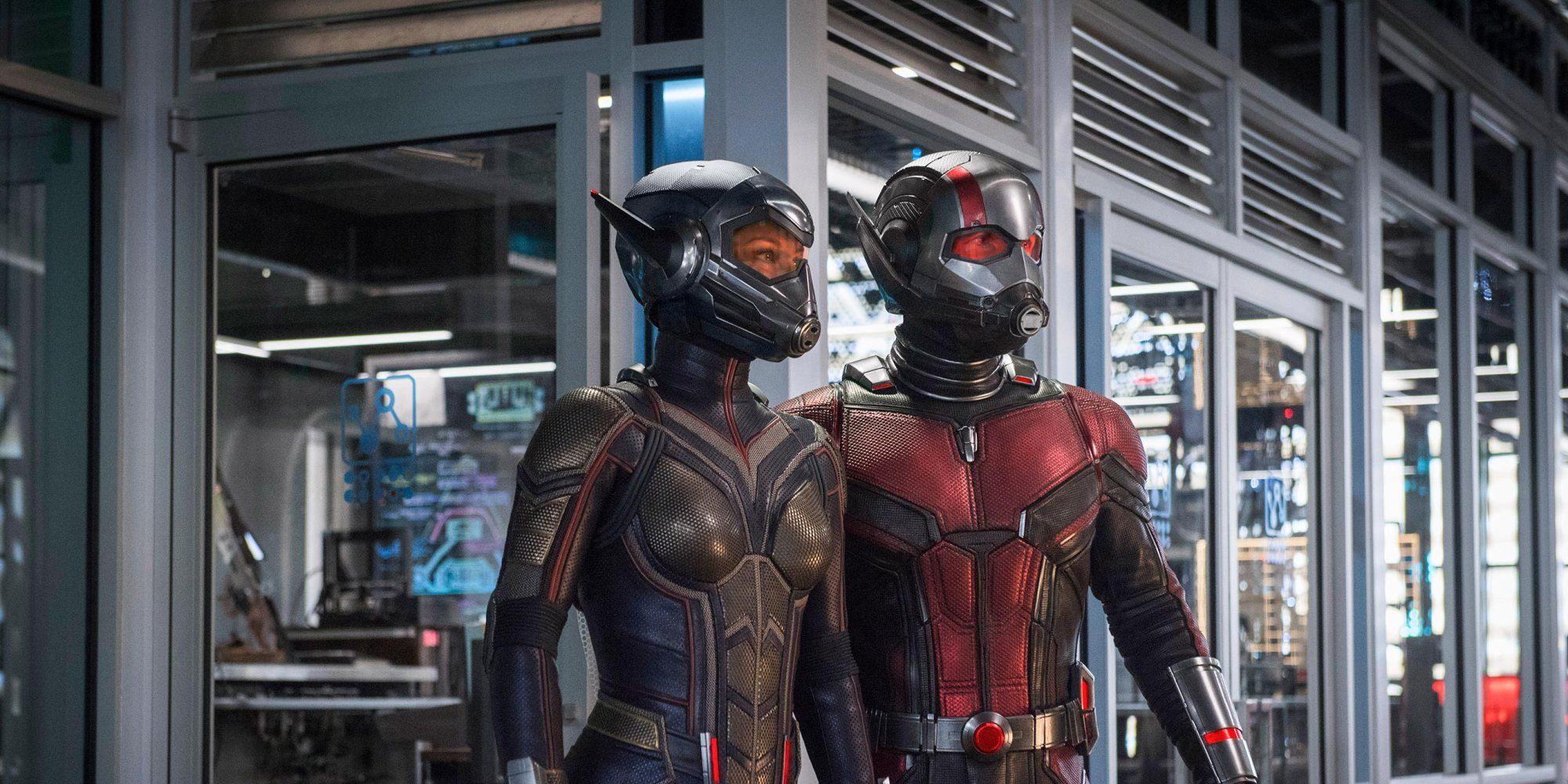Ant Man and the Wasp, Marvel Studios, Evangeline Lilly, Paul Rudd