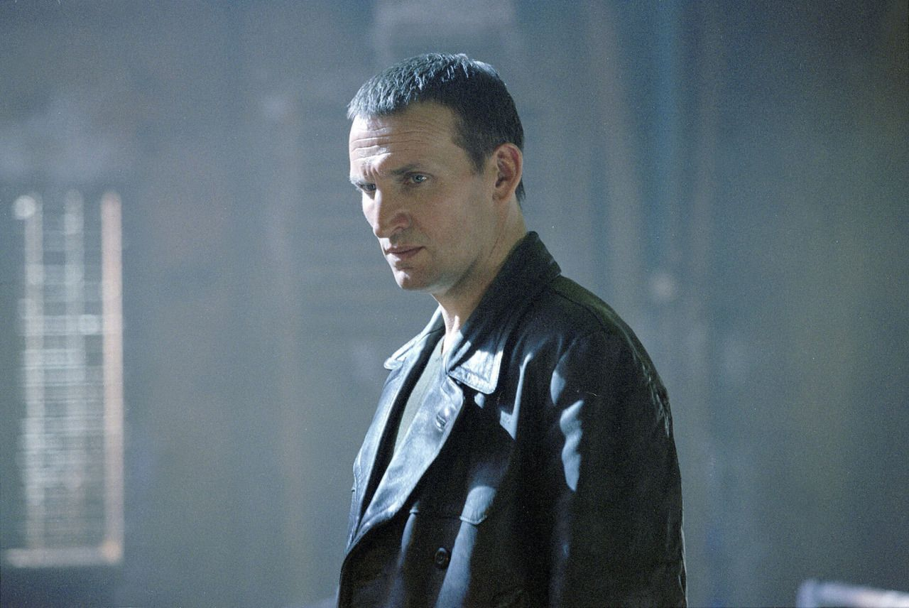 """Doctor Who star Christopher Eccleston reveals he was """"very ill"""" with anorexia during his time on the BBC show"""