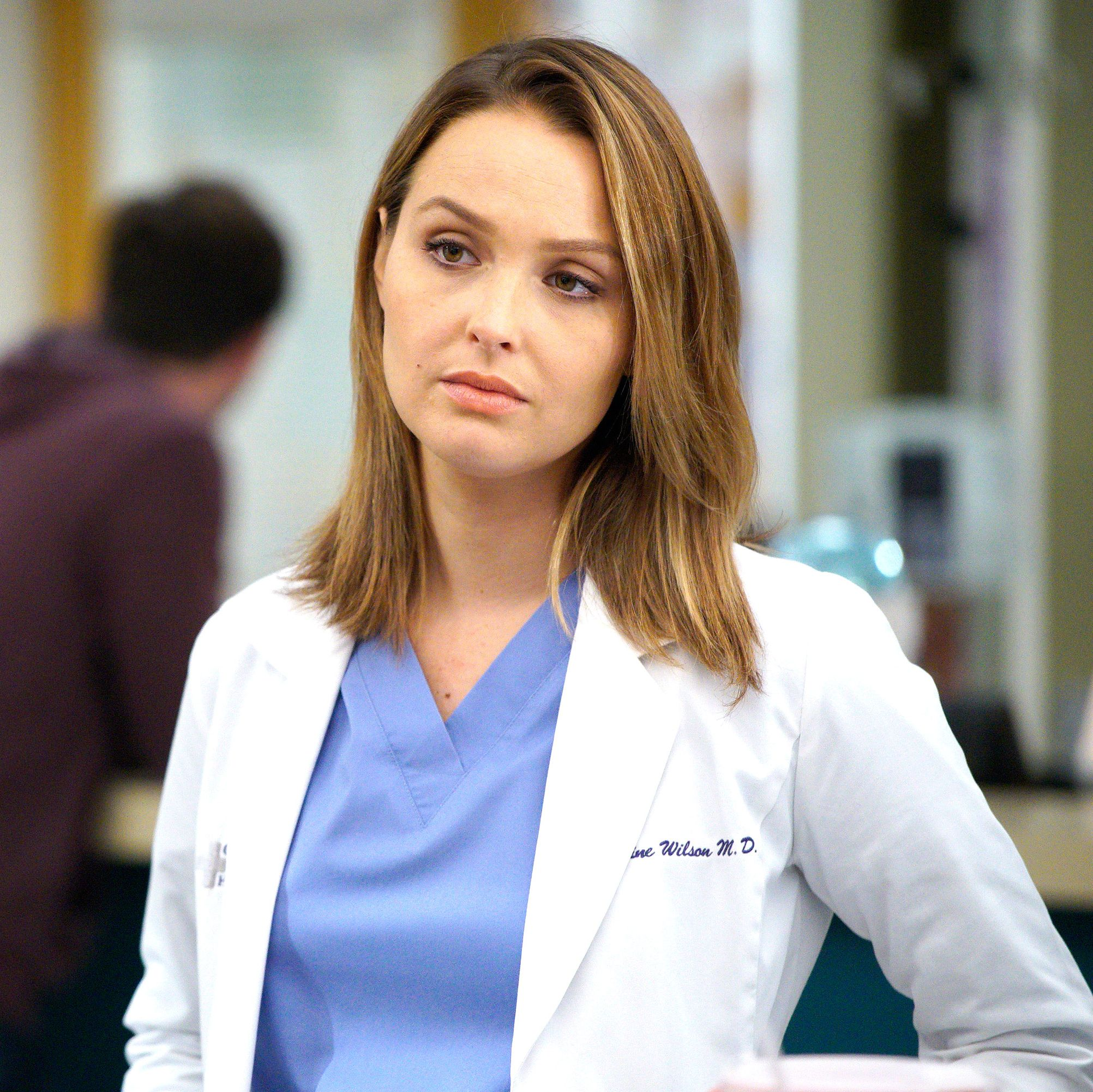 Grey's Anatomy may have just revealed who is playing Jo's mother