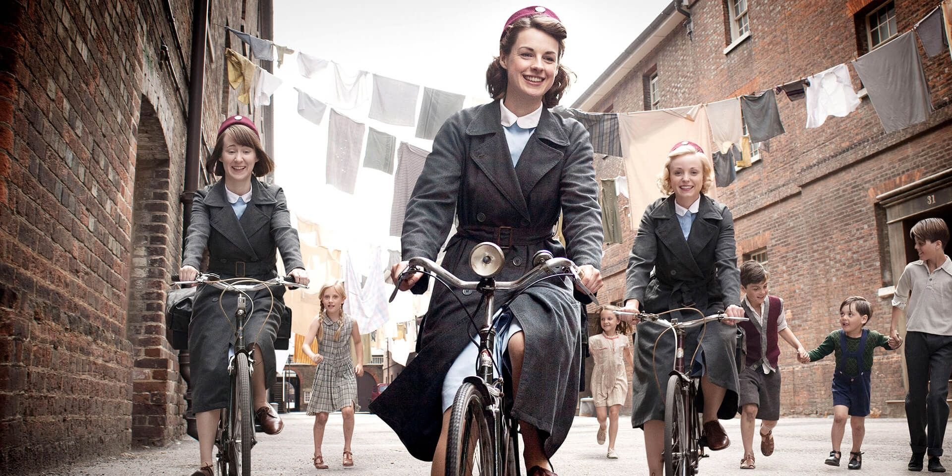 'Call the Midwife' series 1