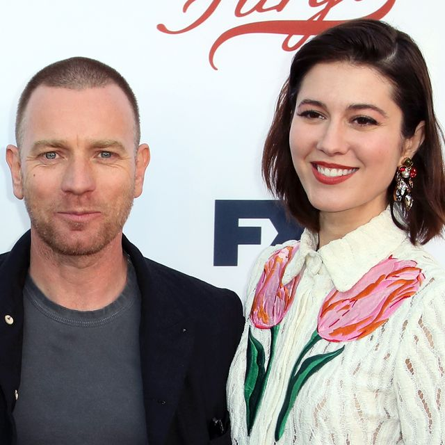 ewan mcgregor and mary elizabeth winstead attend fx's 'fargo' for your consideration event