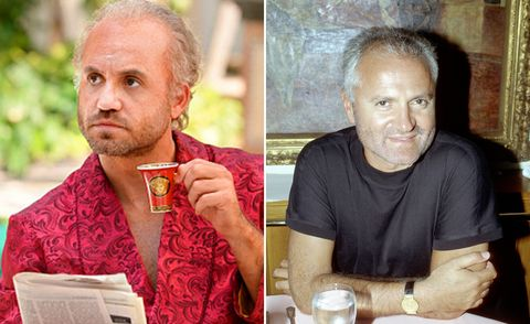 <p>The legendary Italian fashion designer who founded luxury fashion house Versace was shot and killed by Andrew Cunanan outside his Miami Beach mansion on July 15, 1997.</p>