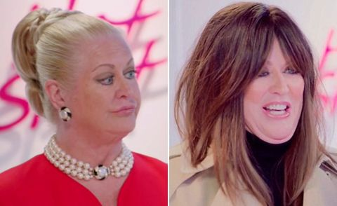 """<p><em data-redactor-tag=\em\"""" data-verified=\""""redactor\"""">Celebrity Big Brother's</em> most iconic villain is famous for her dated look and the hairstyle she clearly hasn't changed since the 1960s. But once the <em data-redactor-tag=\""""em\"""" data-verified=\""""redactor\"""">Celebrity 100% Hotter</em> team got their hands on her"""