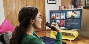 NOW TV Voice Remote Control