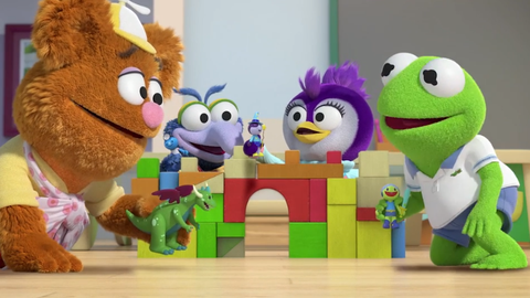 The Muppet Babies are back after 27 years