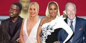PHOTOSHOP, Oscars nominations, Daniel Kaluuya, Margot Robbie, Mary J. Blige, Christopher Plummer