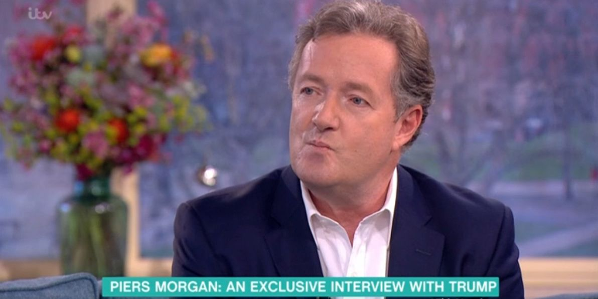 Piers Morgan - This Morning
