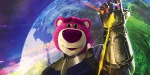 PHOTOSHOP, Lots-o Toy Story, Thanos, Avengers Infinity War