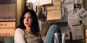 Jessica Jones, Season 2, Krysten Ritter