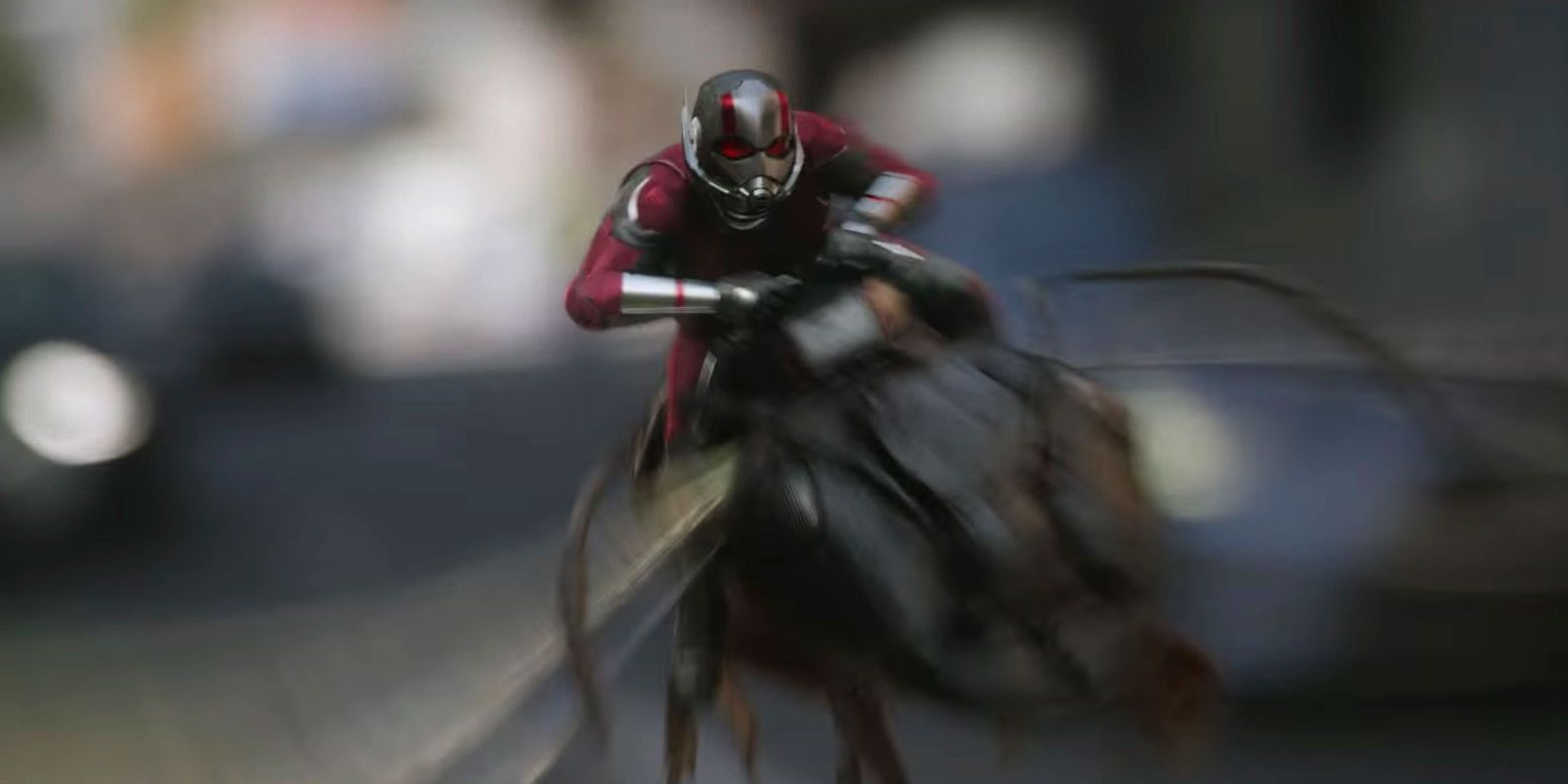 Paul Rudd, Ant-Man and The Wasp trailer