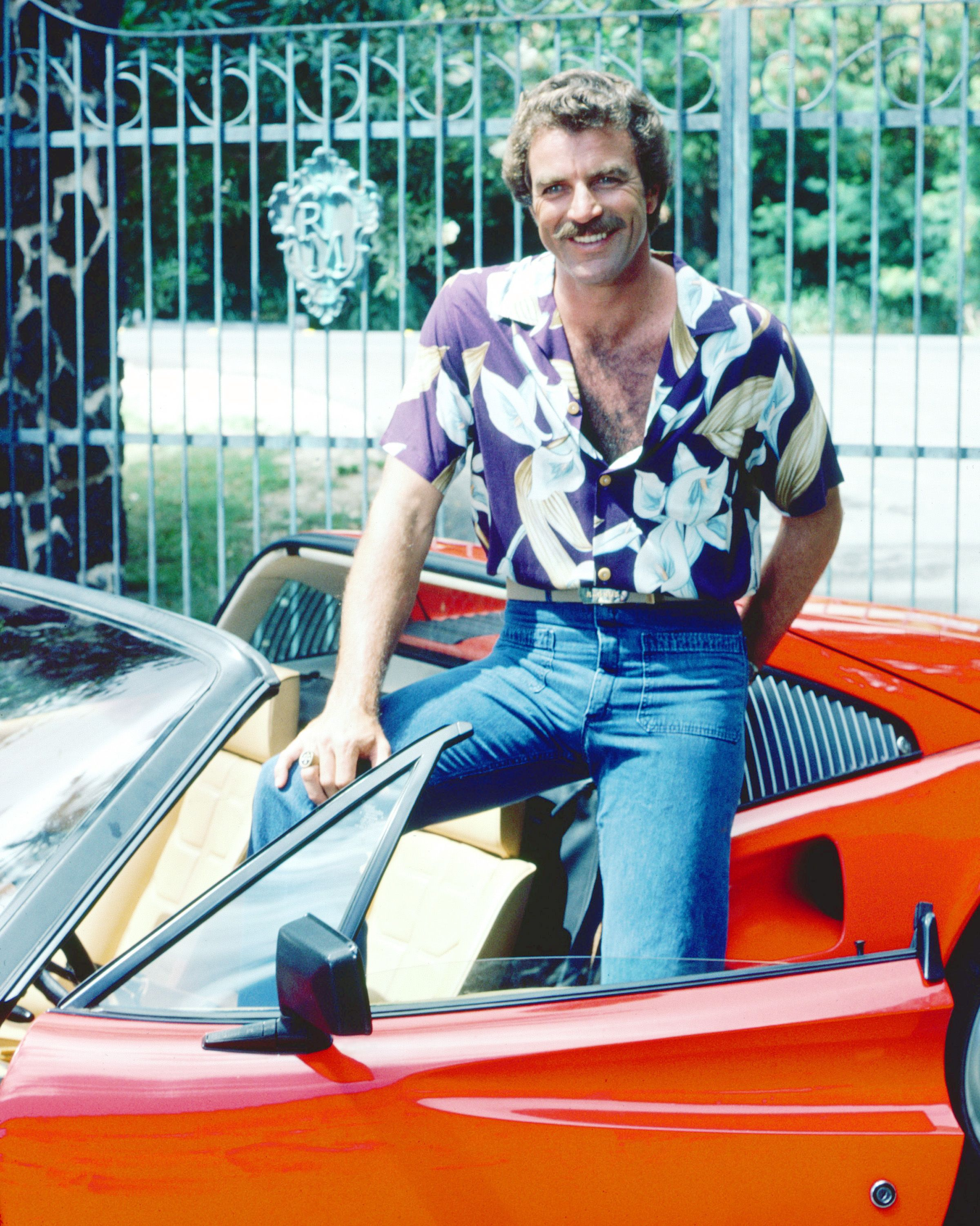 Magnum P.I. star explains why new version doesn't have a moustache